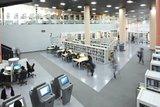 全州大学图书馆内景