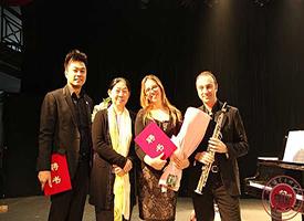 意大利音乐家在北演剧场举办专场音乐会
