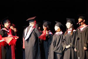 文化产业管理系第三届映象青春毕业晚会隆重举行